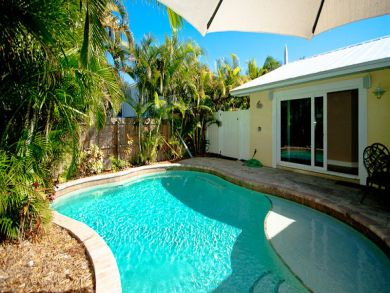 Holmes Beach, Florida Vacation Home with Pool