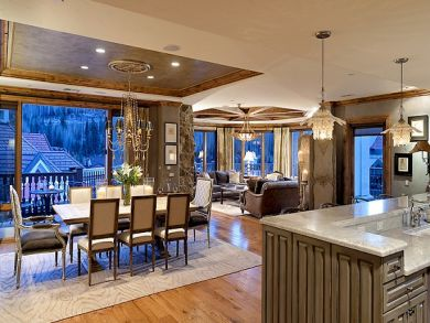 Considered the Best of the Best Five Bedroom Ski Rentals