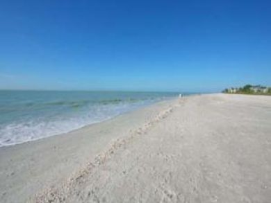 Gulf and Beach at Sanibel
