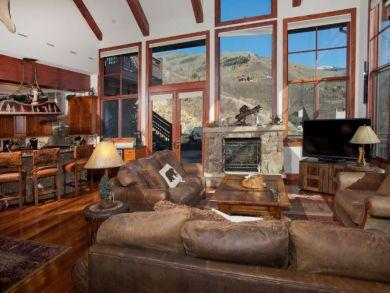 This Six Bedroom Luxury Vail Ski Vacation Rental Sleeps 17