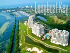 Aerial View of Longboat Key