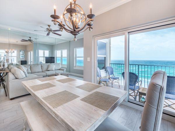 Luxury Destin Beach Vacation Condo Four Bedrooms Sleeps 12