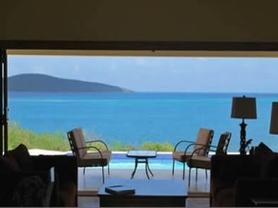 Amazing views from living room