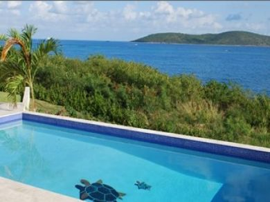 St. Croix, US Virgin Islands rental home with private pool