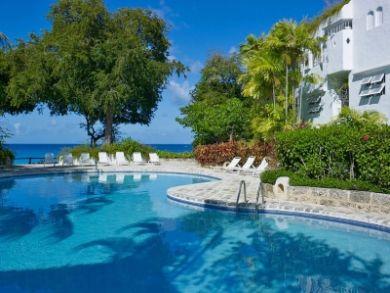 Beachfront vacation villa in St. James, Barbados
