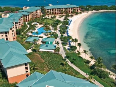 Beach front condo for rent in St. Thomas, US Virgin Islands
