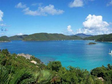 Ocean view rental home in St. John, US Virgin Islands