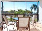 Partial gulf view rental condo in Siesta Key, Florida