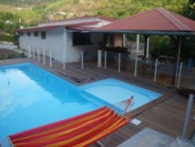 Vacation villa in Case Pilote, Martinique