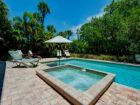 Anna Maria Canal Front 5 Bedroom Pool Home with Dock
