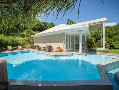 Martinique luxury villa rentals