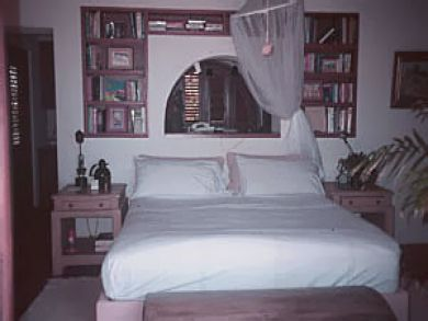 Bedroom 2 with queen bed
