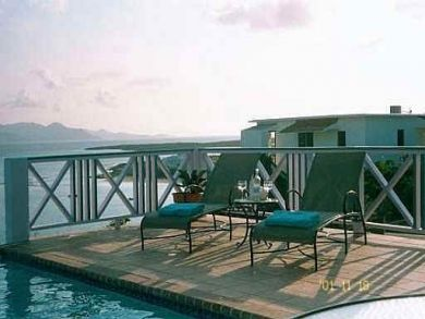 Beach front home for rent in Anguilla