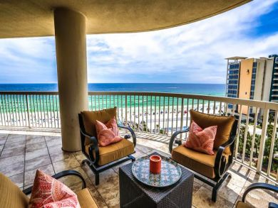 Gulf Front Vacation Condo in Destin, Florida