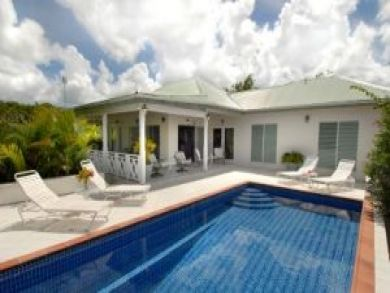 Antigua & Barbuda vacation home with private pool