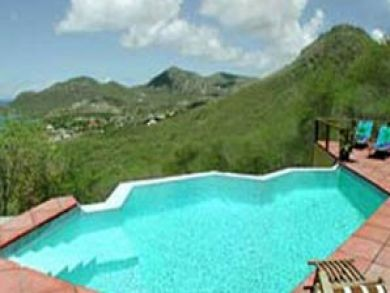 Antigua & Barbuda rental home with private pool