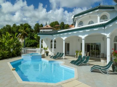 Beautiful vacation home in Le Francois;Martinique
