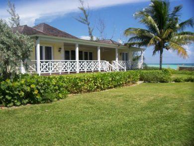 Grand Bahama Island, Bahamas rental home on beach