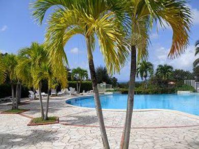 Vacation studios in Sainte Anne, Martinique