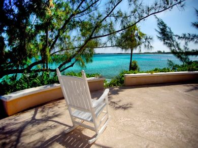 Bahamas Exuma Cays Romantic Villa Private Island Luxury
