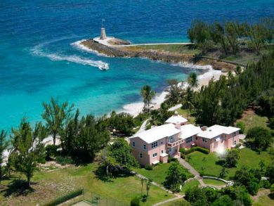 Berry Island, Bahamas beach front vacation homes