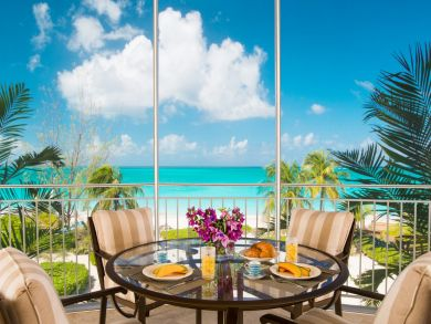 A Romantic Setting in Turks and Caicos