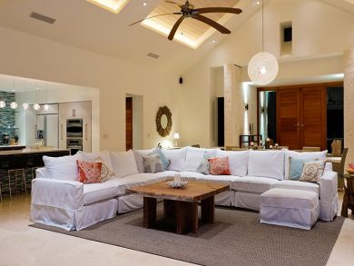 Comfortable living room