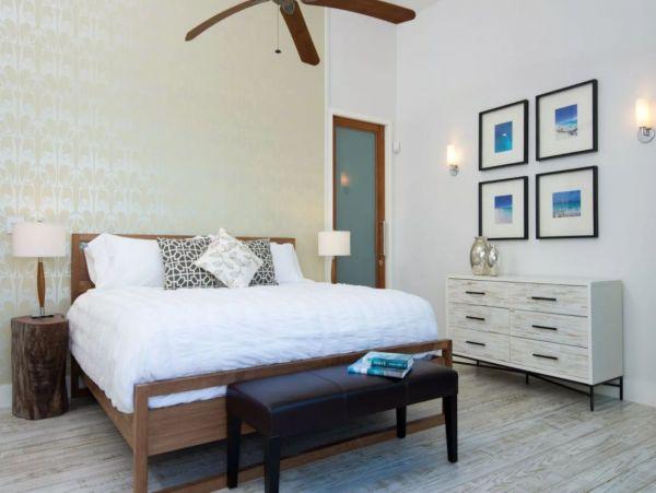 Luxury Turks & Caicos Beach Five Bedroom Vacation House