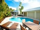 Anna Maria 3 Bedroom Vacation Rental Canal Views Pool