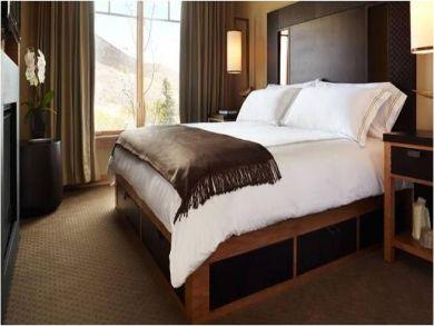 Luxury king bedroom studio