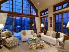 Ski in ski out vacation home in Snowmass Village, Colorado