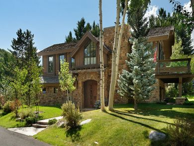 Luxury rental home for skiing in Snowmass Village, Colorado