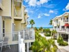 Anna Maria Island Steps to Beach Town Home for Rent
