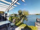 Holmes Beach 2 Bedroom 2 Bath Ground Floor Villa Water View!
