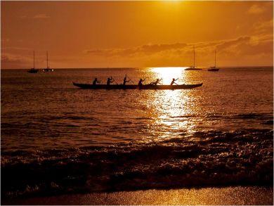 Canoe Racing Offshore