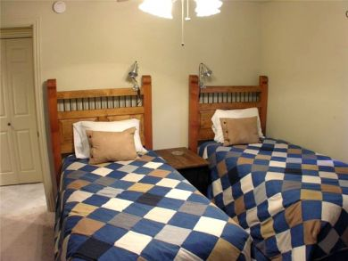 Bedroom Four - Twin Beds