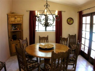 Dining Room for Eight