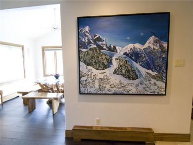 Three Bedroom Lionshead Ski Accommodation- Walk to Lifts