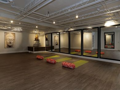 Yoga/Meeting Room