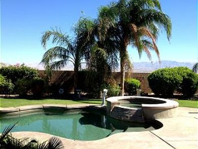 Palm Desert, California Vacation Home with Private Pool & Spa