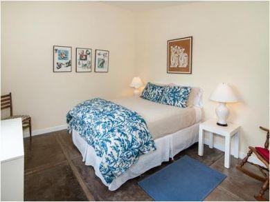 Queen Bed in Bedroom Two