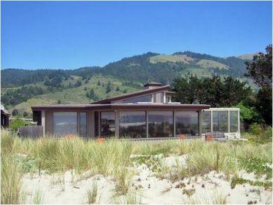 Sitnson Beach, California Ocean Front Vacation Home