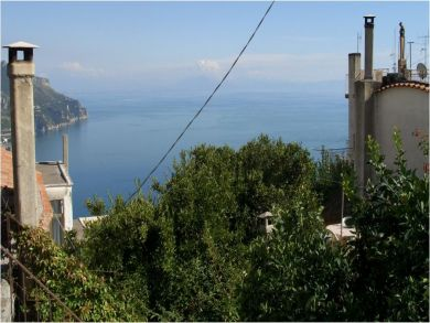 Sea View Vacation Villa in Ravello, Salerno, Italy