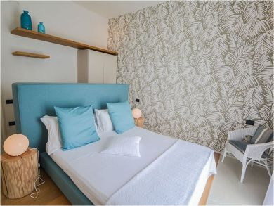 Bedroom Two - Double Bed