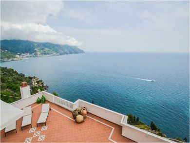 Sea View Vacation Home in Ravello, Salerno, Italy