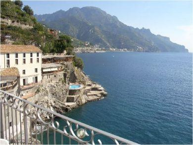 Ravello, Salerno, Italy Vacation Villa with Sea View