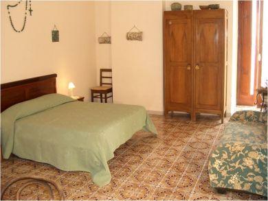 Queen Bed in Fourth Bedroom