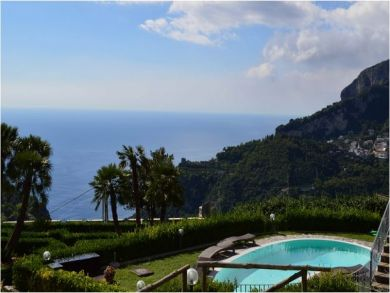 Sea View from Pool