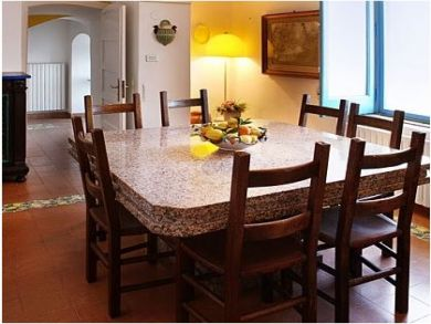 Dining Area for 8