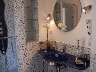 Bathroom with Hydro Shower